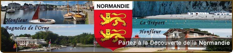 Normandie (Basse et Haute)