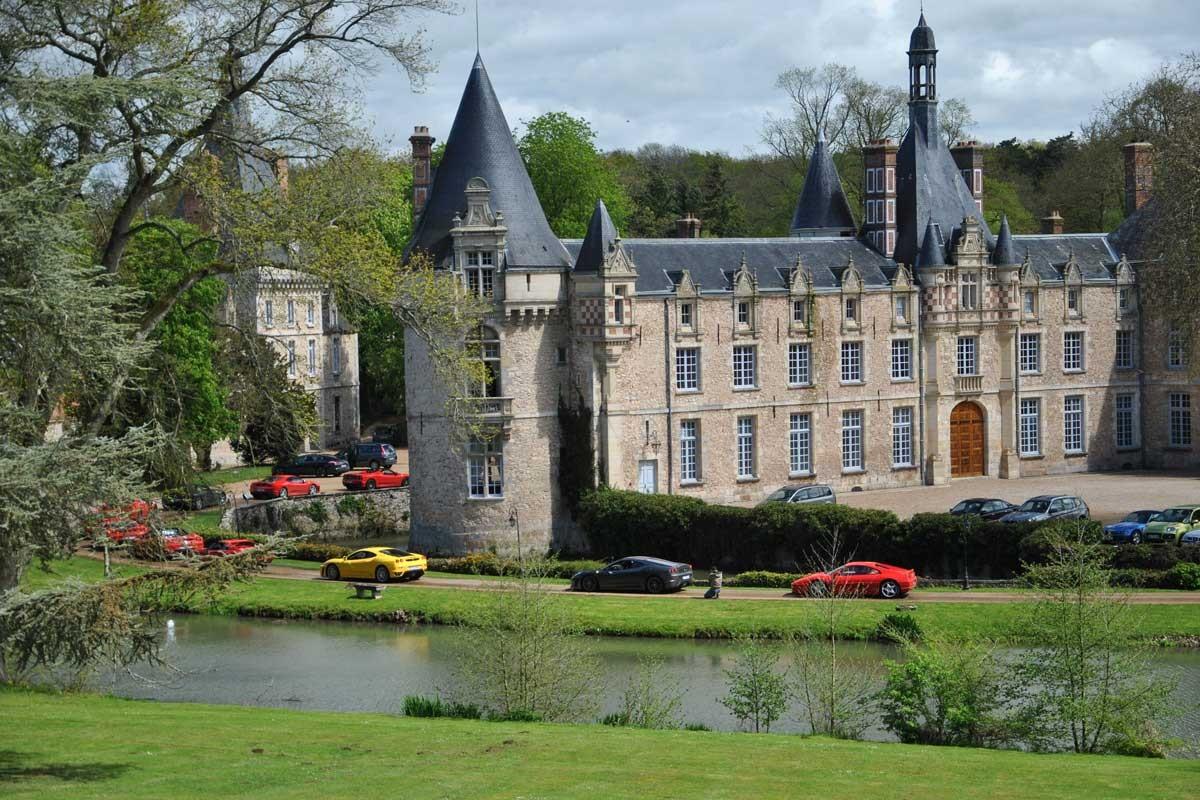 Chateau D Esclimont Rambouillet Promo Chbre Amp Petits