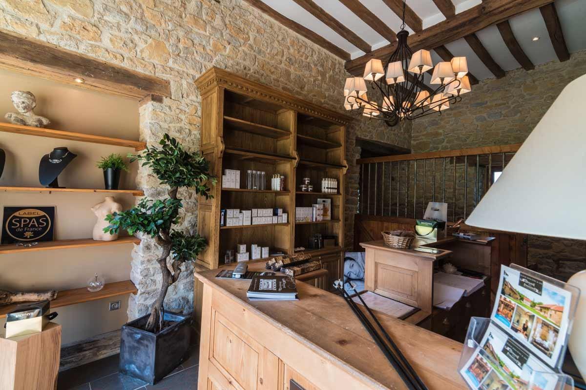 Domaine De La Pommeraye  U0026 Spa
