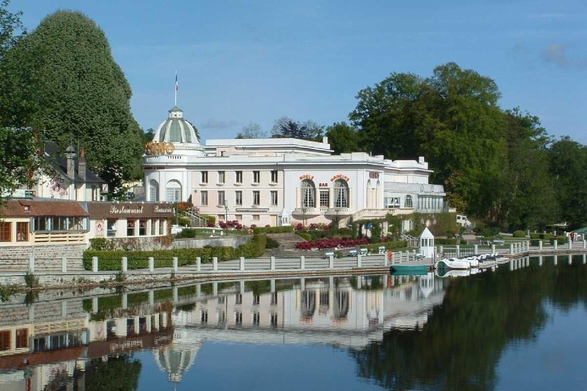 Hotel du beryl et spa bagnoles de l 39 orne normandie - Office du tourisme de bagnoles de l orne ...