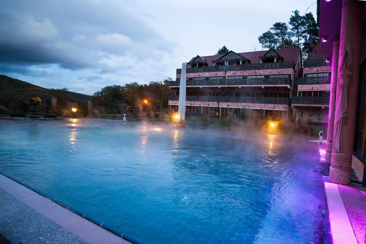 Hotel spa les violettes alsace jungholtz colmar for Piscine unterlinden colmar