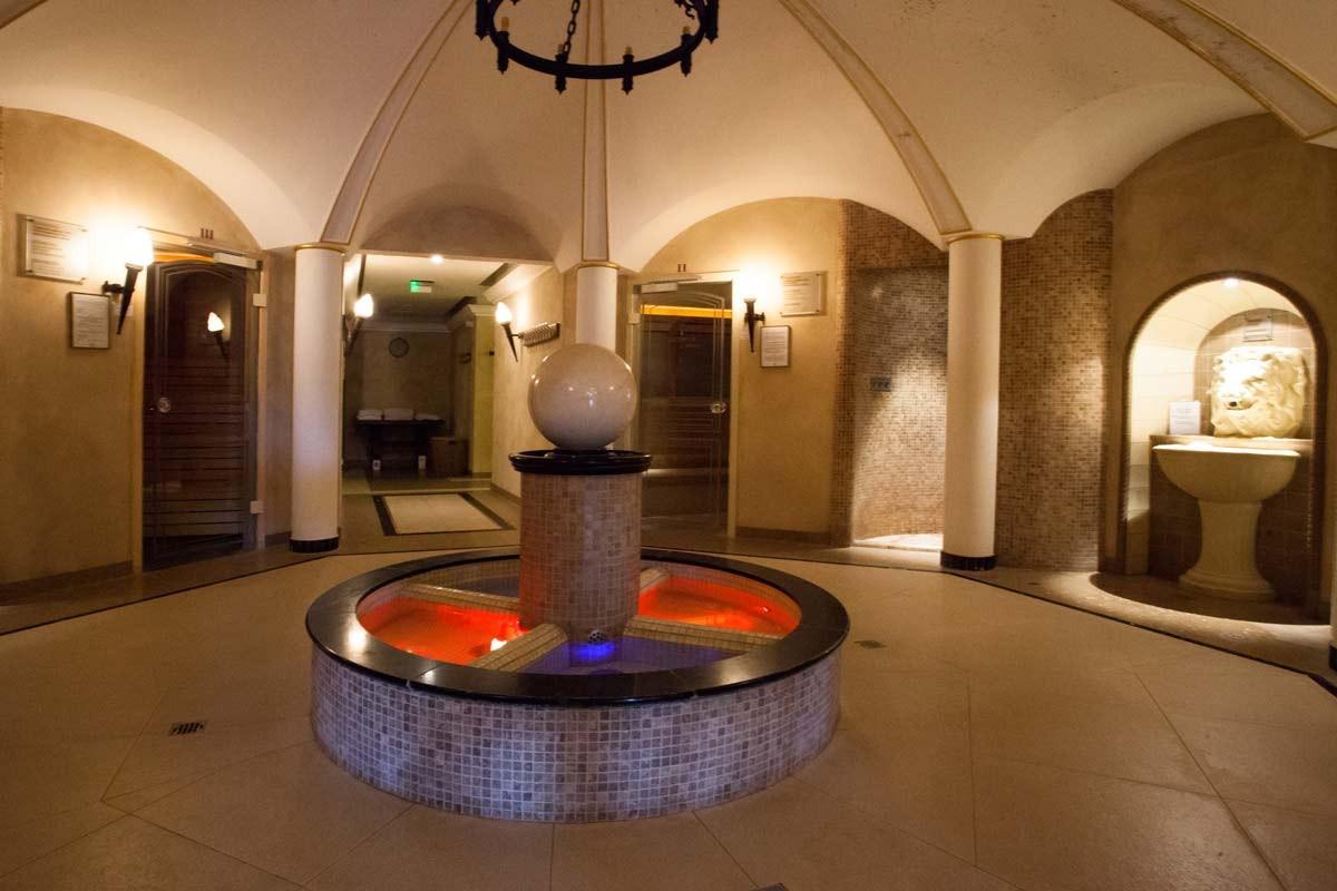 Hotel Les Violettes Spa