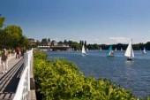 Les Célestins & Spa - Vue sur le Lac