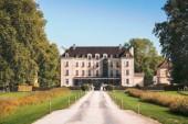 Château de Saulon - Arrivée à l'hôtel