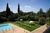 Hôtel Valescure Golf & Spa - Piscine vue aérienne