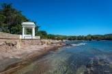 Hôtel Valescure Golf & Spa - Plage du Val fleuri à Boulouris à 8km de l'hôtel ©N.Gomez