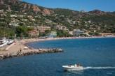 Hôtel Valescure Golf & Spa - Plage du Lido à Agay à 8km de l'hôtel ©N.Gomez