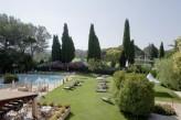 Hôtel Valescure Golf & Spa - Vue sur la Piscine