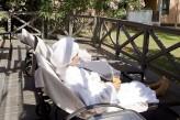 Hôtel Valescure Golf & Spa - Pause détente après un soin