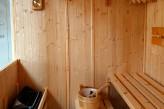 Hôtel les Oliviers à loriol sur drome - Sauna privatif