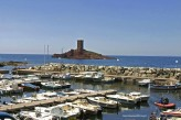 Hôtel Valescure Golf & Spa - Port du Poussaï Dramont à 10km de l'hôtel ©M.Angot
