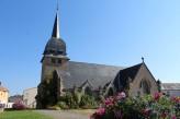 Hôtel Spa du Bery St Brevin - Eglise du village de Corsept à 12km de l'hôtel ©otstbrevin