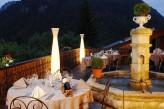 Hôtel Macchi & Spa - Terrasse restaurant