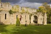 Abbaye des Vaux de Cernay - Abbatiale