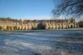 Abbaye des Vaux de Cernay - Extérieur Hiver