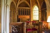 Abbaye des Vaux de Cernay - Orgue