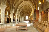 Abbaye des Vaux de Cernay - Salle des Moines