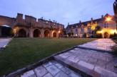 Abbaye des Vaux de Cernay – Le Cloître