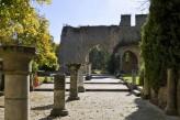 Abbaye des Vaux de Cernay – Parvis Salle des Moines