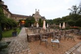 Abbaye des Vaux de Cernay – Terrasse