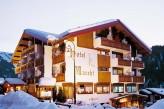 Hôtel Macchi & Spa - Façade hiver