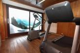 Hôtel Macchi & Spa - Salle de fitness