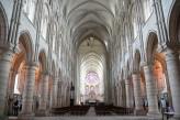 Château de Fère – Intérieur de la Cathédrale de Laon situé à 49 km de l'hôtel