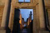 Château de Fère – les ruines vue du viaduc