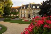 Château de Fère – Parc fleuri