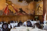 Château de Fère – Restaurant Détail déco