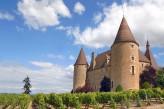 Chateau de la Barge - Corcelles à 13km de l'hôtel