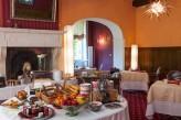 Chateau de la Barge - Petit Déjeuner en salle