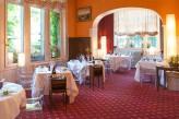 Chateau de la Barge - Salle du restaurant