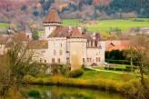 Château de la Dame Blanche & Spa - Château de Cléron Franche Comté à 47 min de l'hôtel