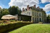 Château de la Dame Blanche & Spa - Façade et Parc du Château