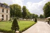 Château d'Ermenonville - Cour
