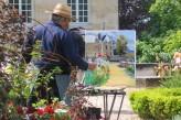 Château de Montvillargenne - Atelier Peinture château Auvers à 35 km de l'hôtel
