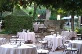 Chateau d'Arpaillargues - Café Terrasse