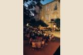 Château d'Arpaillargues - Café Terrasse