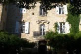 Château d'Arpaillargues - Vue Extérieure