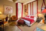 Château d'Augerville Golf & Spa - chambre tradition rouge