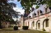 Château d'Augerville Golf & Spa - cour intérieure
