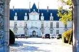 Château d'Augerville Golf & Spa - cour du château