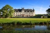 Château d'Augerville Golf & Spa - vu du chateau