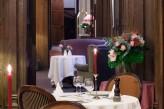 Château d'Augerville Golf & Spa - table restaurant