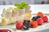 Château de Chailly - Dessert fruits rouge
