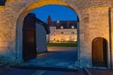 Château de Chailly - Extérieur Nuit