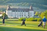 Château de Chailly - partie de Golf