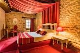 Domaine de la Pommeraye & Spa – Chambre Rouge Lit double 1