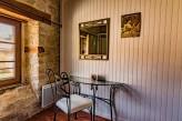 Domaine de la Pommeraye & Spa - Chambre Table fenêtre